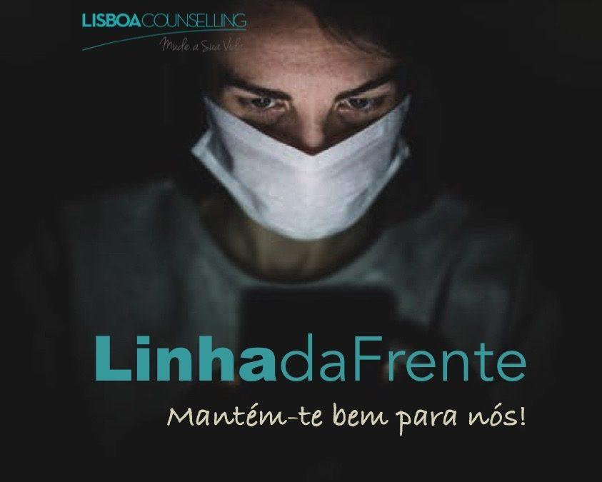 """Projeto """"Linha da Frente"""""""