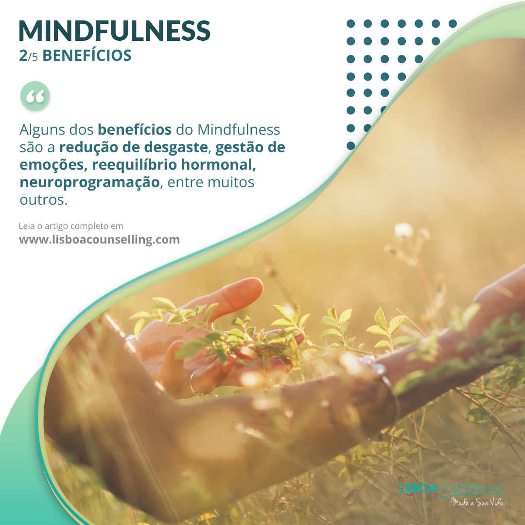 2/5. Mindfulness – Benefícios